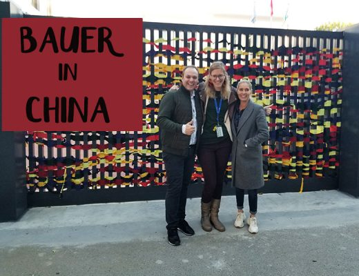 bauer in china