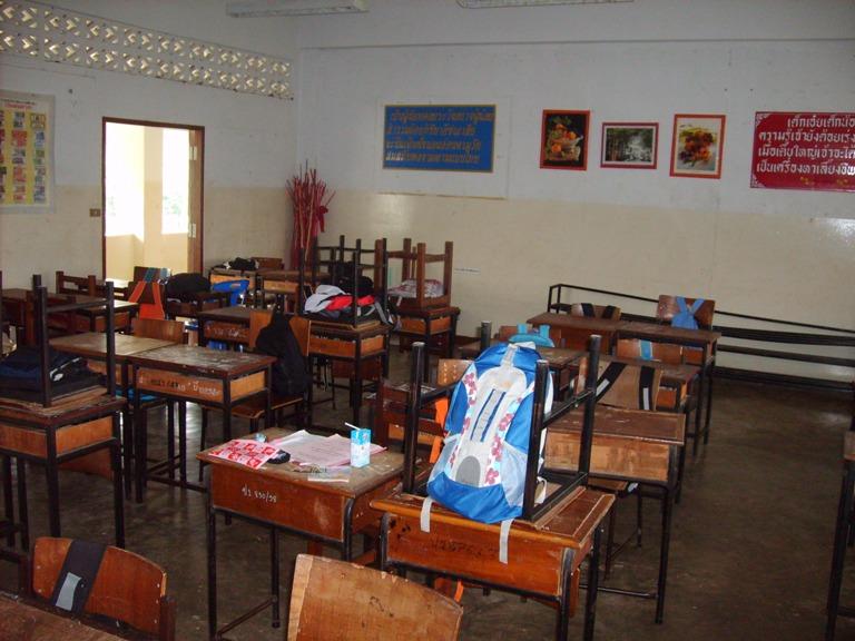 lesgeven in thailand