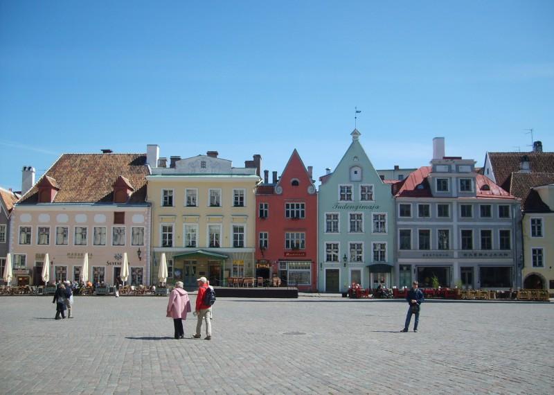 reis naar de baltische staten