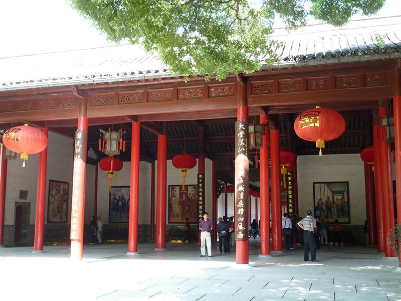 bezienswaardigheden in Nanjing