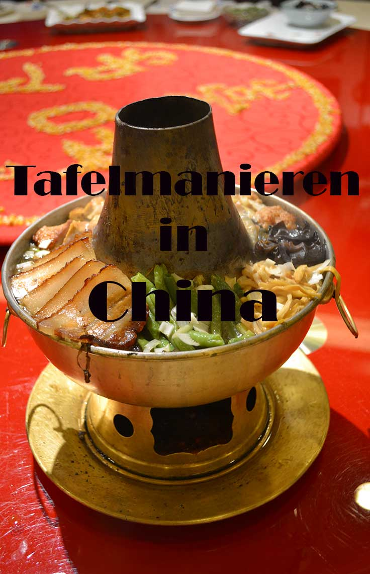 tafelmanieren in china