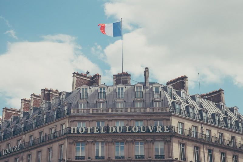 budget hotel in Parijs