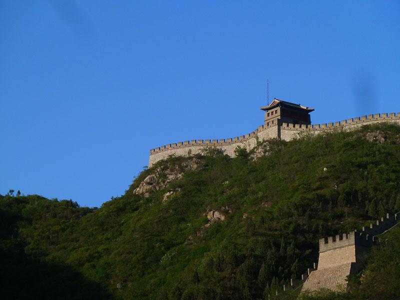 chinese muur bezoeken