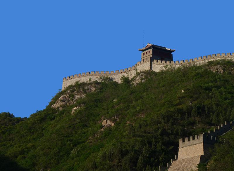 Great Wall music Festival op de Chinese muur