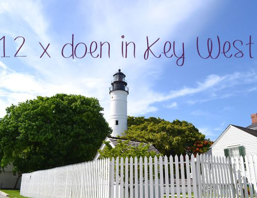 wat te doen in key west