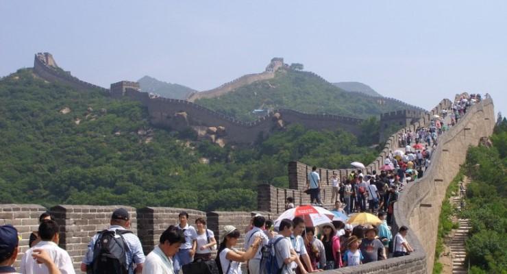 reizen in china