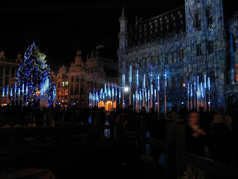 kerstmarkten in Europa