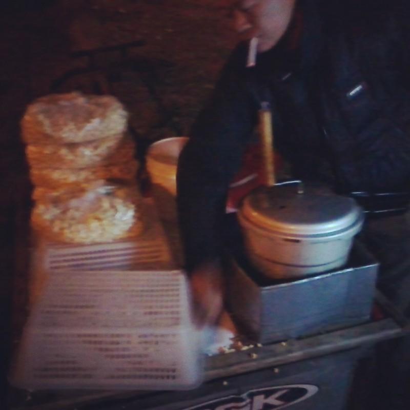 popcorn in China