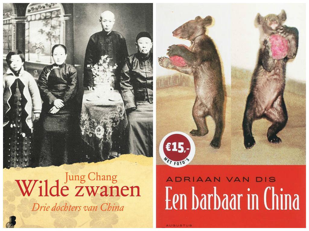 boeken over china