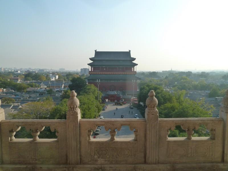 uitzicht in Beijing