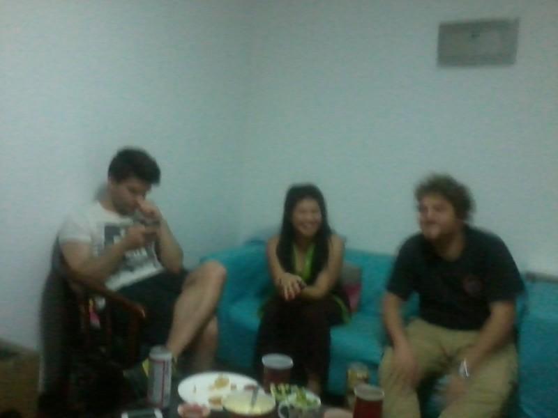 verjaardag in beijing