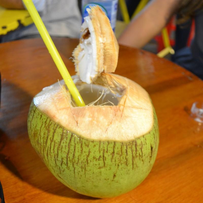 kokosnoot in thailand
