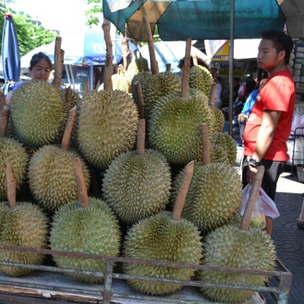 durian in bangkok