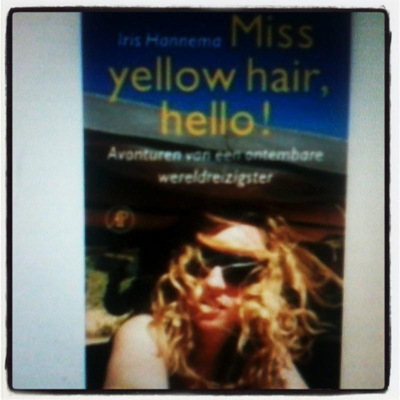 hello miss yellow hair