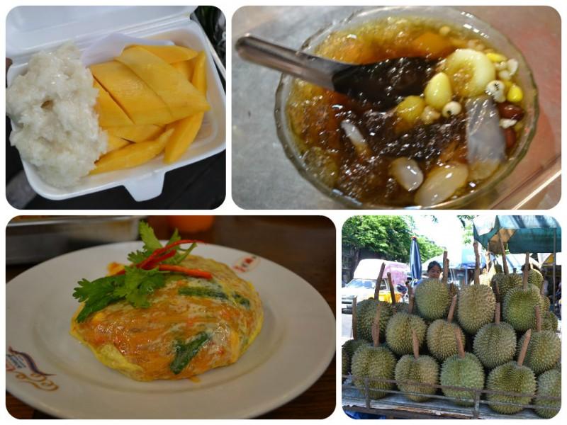Eten in Bangkok