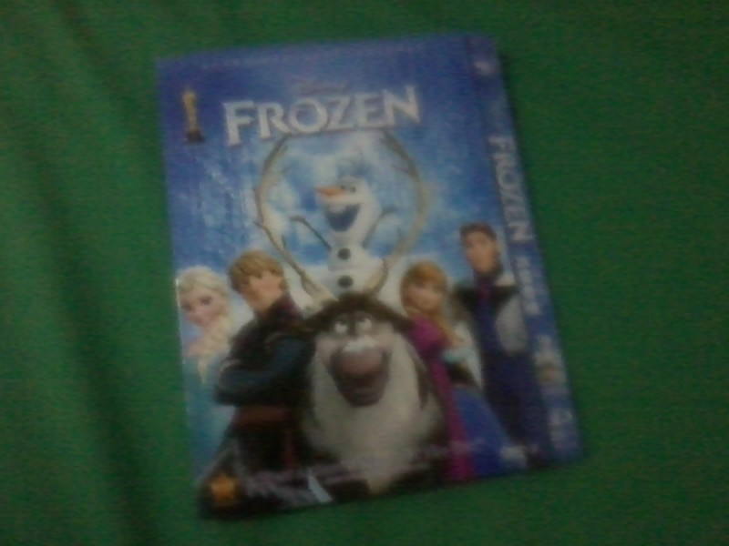 Frozen de film