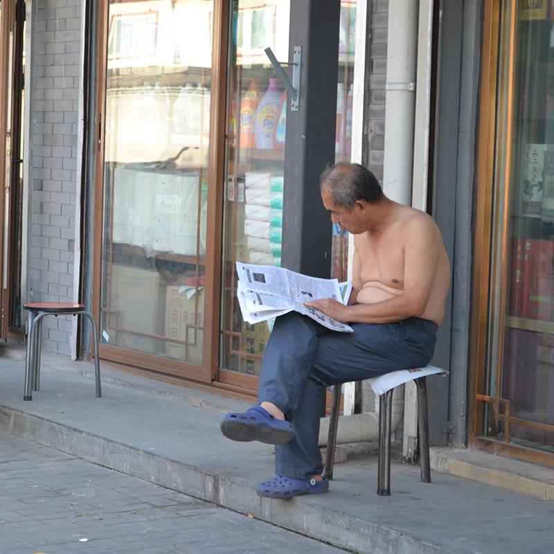 cultuurshock in china