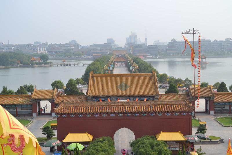 reis naar Kaifeng Luoyang
