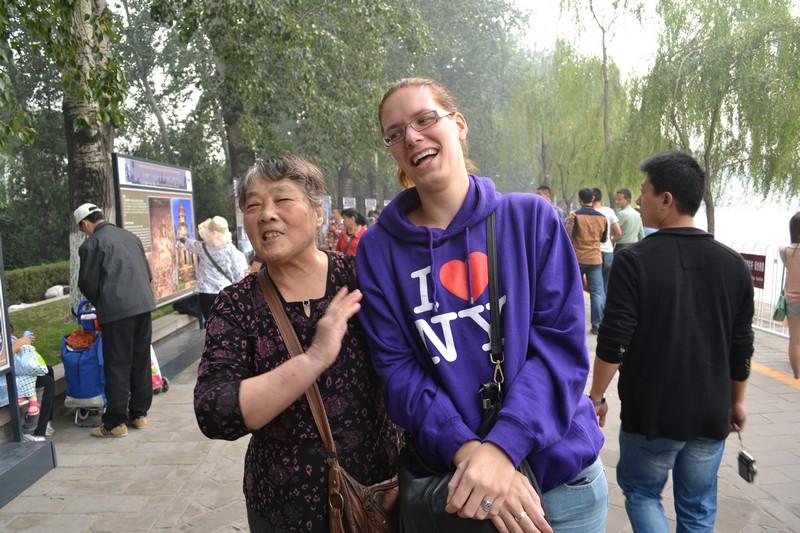 lang zijn in china