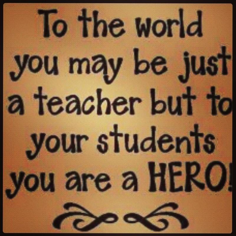 quote voor leraren
