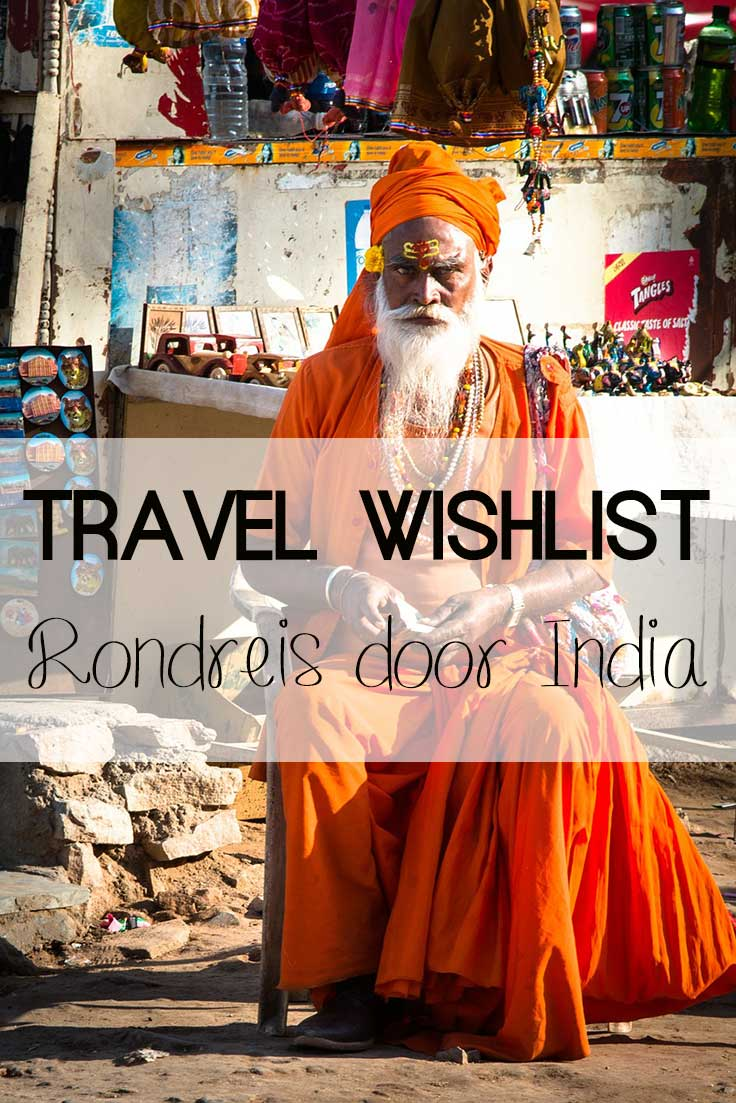 rondreis door india