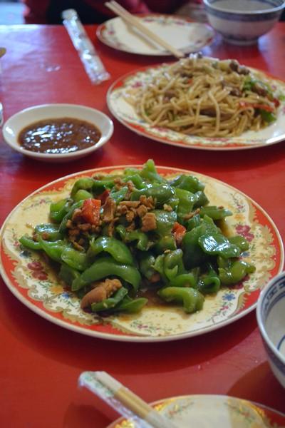 eten binnen mongolie