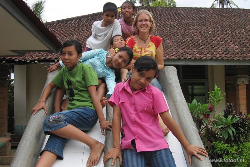 stage in indonesie