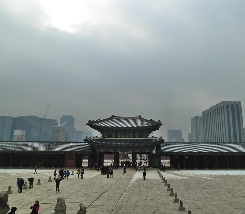 reis naar Seoul
