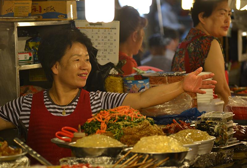 gwanjang markt