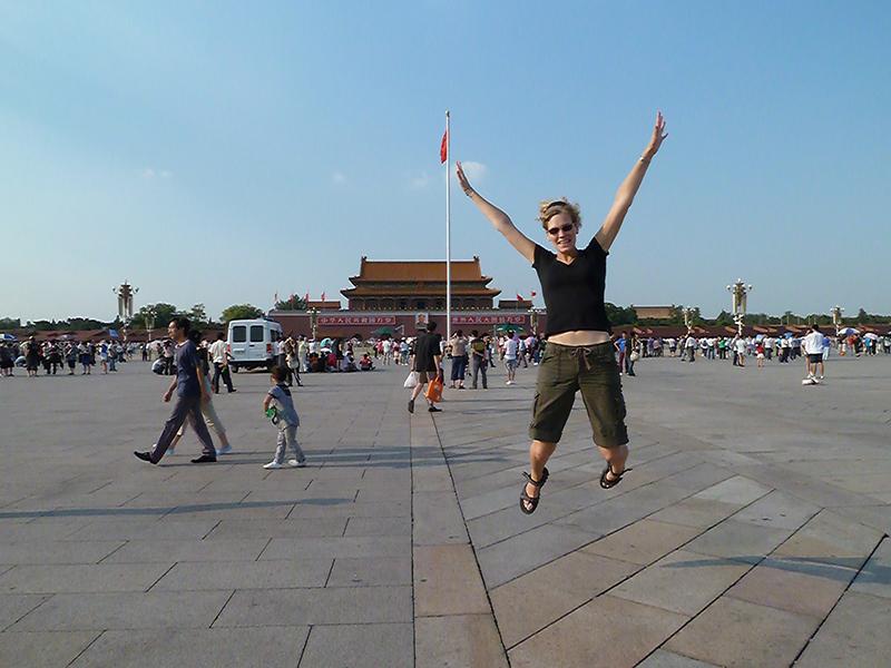 5 jaar in china