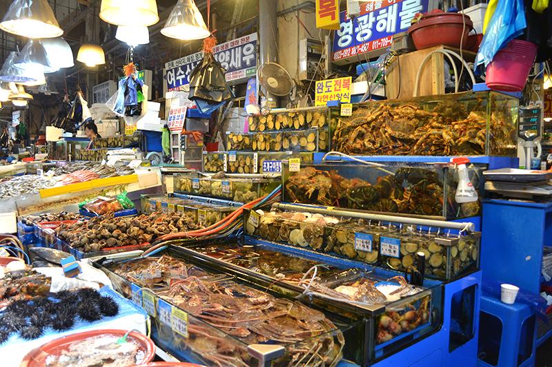 noryangjin vismarkt