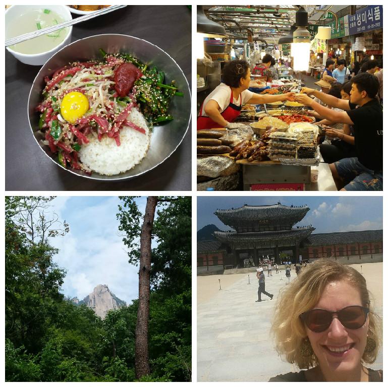 reizen in Seoul