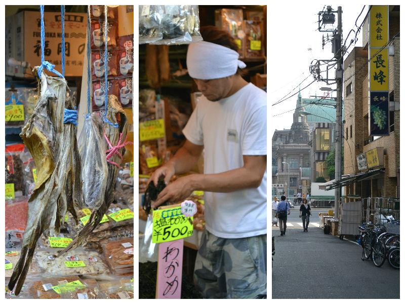 Tsujiki Markt