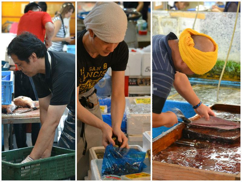 tsukiji vismarkt