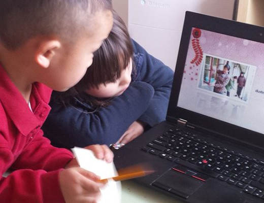 lesgeven op een internationale school