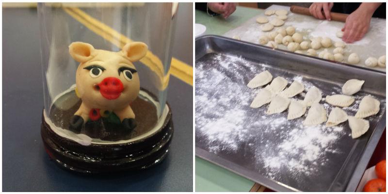 dumplings maken