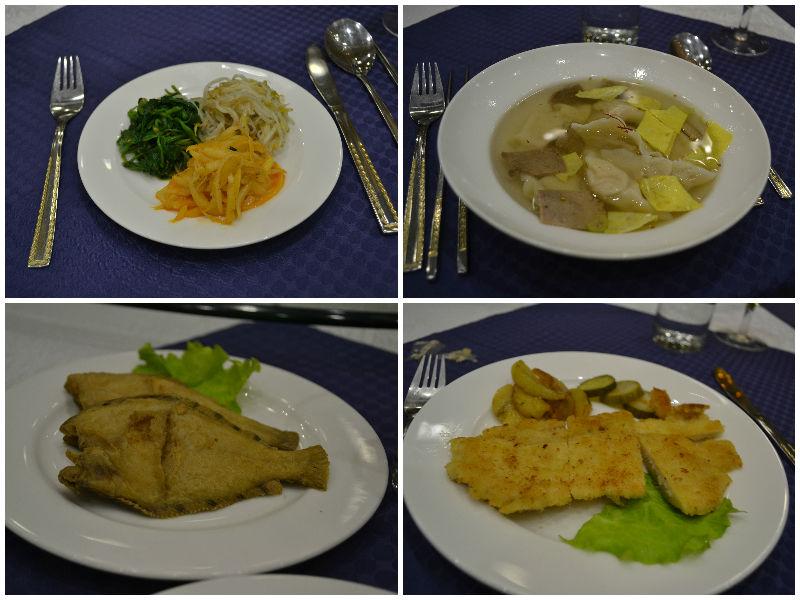 eten in noord korea