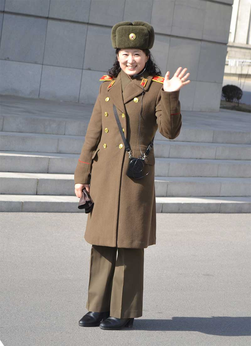 bezienswaardigheden Pyongyang