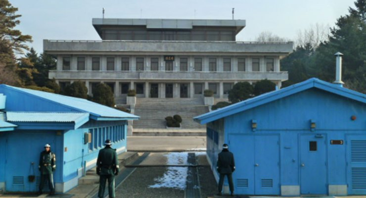 reis naar noord korea