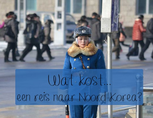 wat kost een reis naar noord-korea