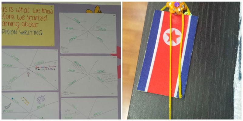 Noord-Korea souvenir
