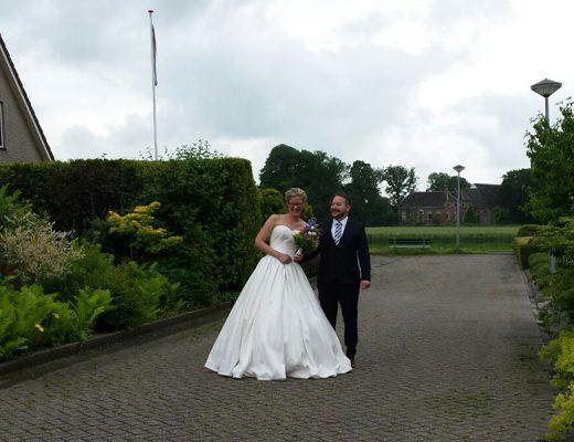 getrouwd