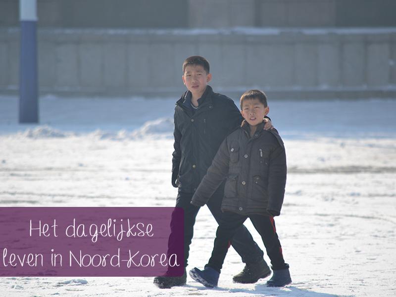 dagelijkse leven in noord-korea