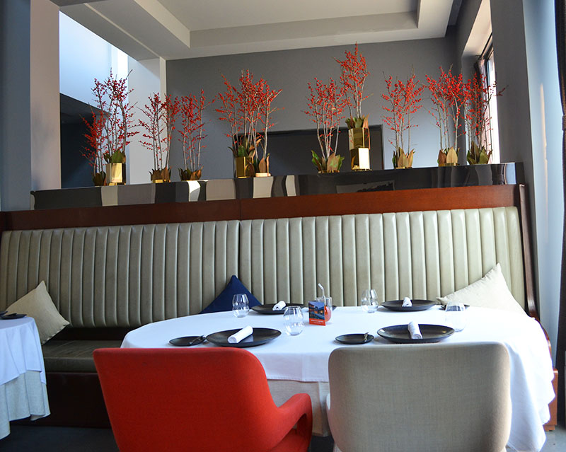 brunchen in Beijing - temple restaurant beijing