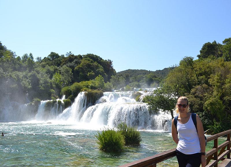 nationaal park-krka-watervallen