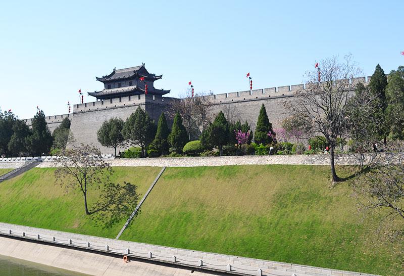 stedentrip xian