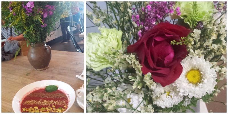 bloemen van mijn werk