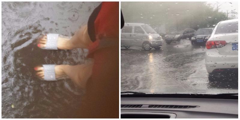 regen in beijing