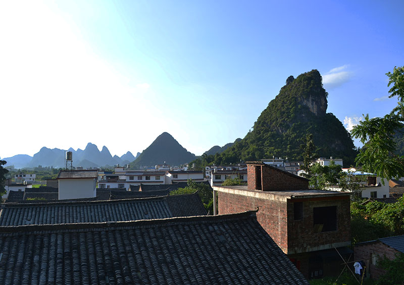Mountain Escape yangshuo guilin