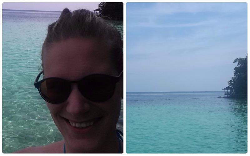 stranden van langkawi